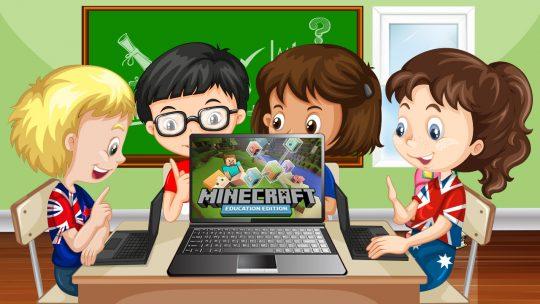 Minecraft Education tecnologías